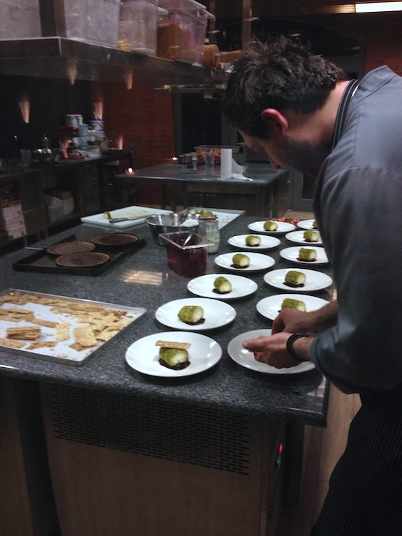 wiosenne menu 2015 w restauracji cucina pozna